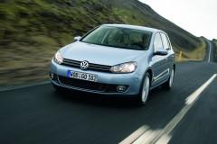 Volkswagen Golf hečbeka foto attēls 13