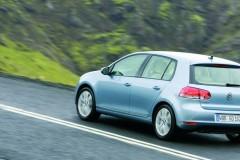 Volkswagen Golf hečbeka foto attēls 8