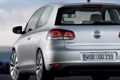 Volkswagen Golf 3 durvis hečbeka foto attēls 12