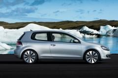 Volkswagen Golf 3 durvis hečbeka foto attēls 4