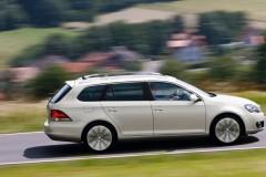 Volkswagen Golf Variant universāla foto attēls 10
