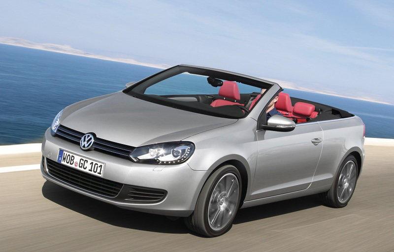 Volkswagen Golf 2011 foto attēls