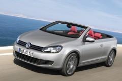 Volkswagen Golf kabrioleta foto attēls 4