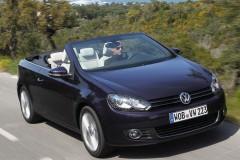 Volkswagen Golf kabrioleta foto attēls 6