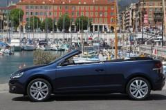 Volkswagen Golf kabrioleta foto attēls 8