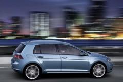 Volkswagen Golf hečbeka foto attēls 17