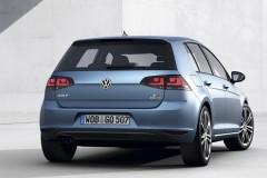 Volkswagen Golf hečbeka foto attēls 18