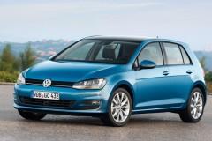 Volkswagen Golf hečbeka foto attēls 19
