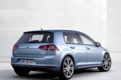 Volkswagen Golf hečbeka foto attēls 20