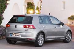 Volkswagen Golf hečbeka foto attēls 21