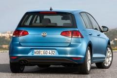 Volkswagen Golf hečbeka foto attēls 15