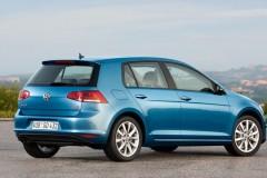 Volkswagen Golf hečbeka foto attēls 2