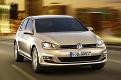 Volkswagen Golf hečbeka foto attēls 9