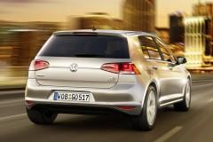 Volkswagen Golf hečbeka foto attēls 14