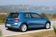 Volkswagen Golf 3 durvis hečbeka foto attēls 18