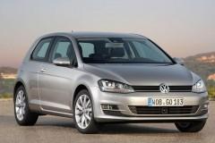 Volkswagen Golf 3 durvis hečbeka foto attēls 3