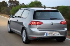 Volkswagen Golf 3 durvis hečbeka foto attēls 7