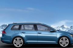 Volkswagen Golf Variant universāla foto attēls 3