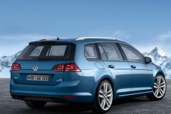 Volkswagen Golf Variant universāla foto attēls 8