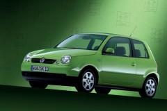 Volkswagen Lupo hečbeka foto attēls 1