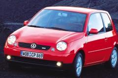 Volkswagen Lupo hečbeka foto attēls 2