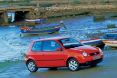 Volkswagen Lupo hečbeka foto attēls 3