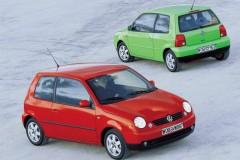 Volkswagen Lupo hečbeka foto attēls 4