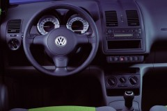 Volkswagen Lupo hečbeka foto attēls 5