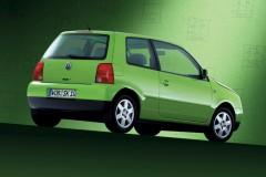 Volkswagen Lupo hečbeka foto attēls 6