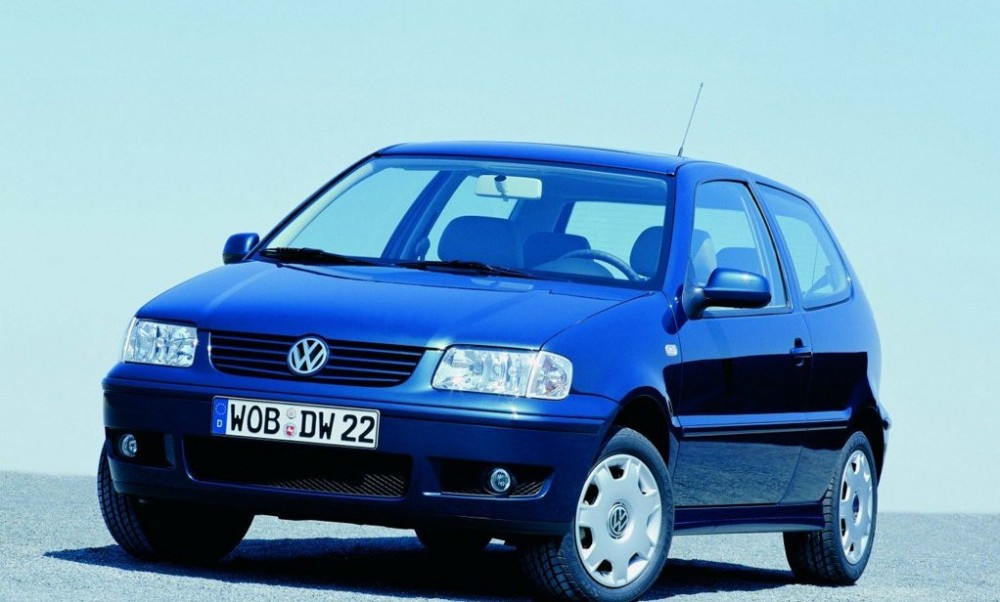 Volkswagen Polo 1999 foto attēls