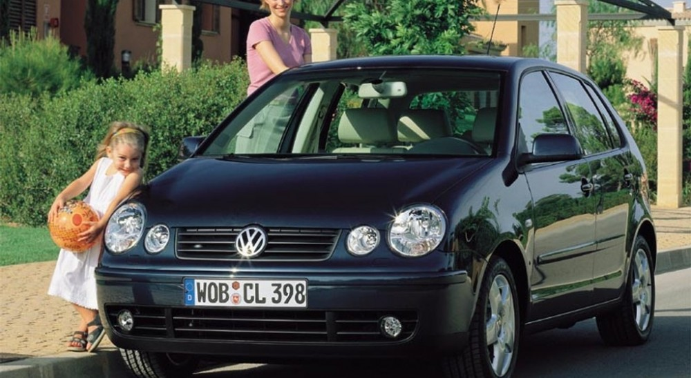 Volkswagen Polo 2001 foto attēls
