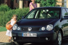 Volkswagen Polo hečbeka foto attēls 5