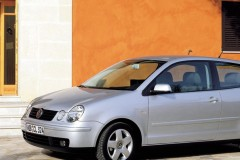 Volkswagen Polo 3 durvis hečbeka foto attēls 1