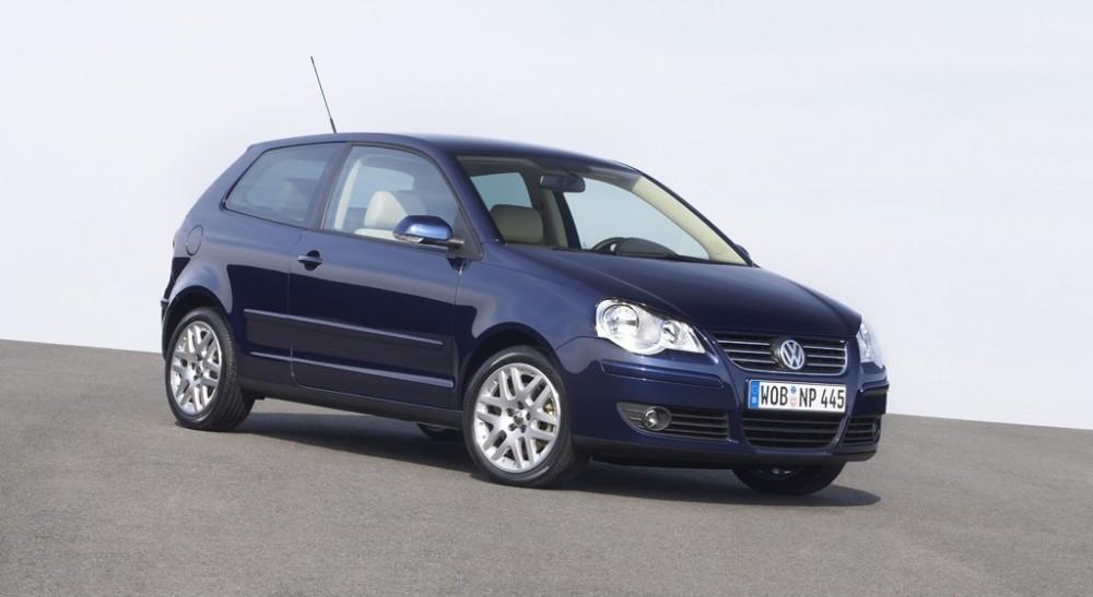 Volkswagen Polo 2005 foto attēls