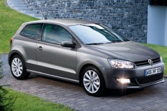 Volkswagen Polo 3 durvis hečbeka foto attēls 7