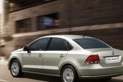 Volkswagen Polo sedana foto attēls 8
