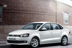 Volkswagen Polo sedana foto attēls 5