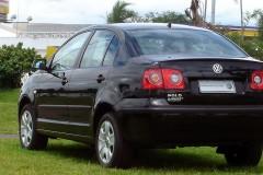 Volkswagen Polo sedana foto attēls 4