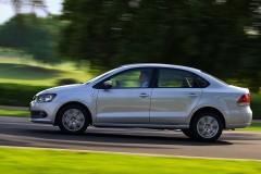 Volkswagen Polo sedana foto attēls 10