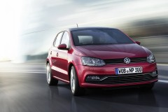Volkswagen Polo hečbeka foto attēls 9