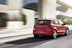 Volkswagen Polo hečbeka foto attēls 1