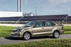 Volkswagen Polo sedana foto attēls 13