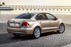 Volkswagen Polo sedana foto attēls 17