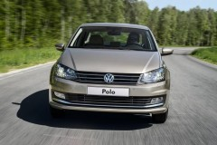 Volkswagen Polo sedana foto attēls 12