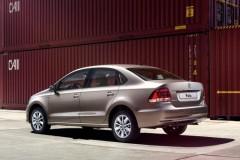 Volkswagen Polo sedana foto attēls 16