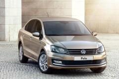 Volkswagen Polo sedana foto attēls 1