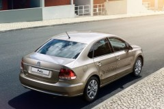 Volkswagen Polo sedana foto attēls 19