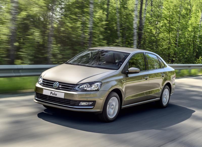 Volkswagen Polo 2015 foto attēls