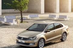 Volkswagen Polo sedana foto attēls 15