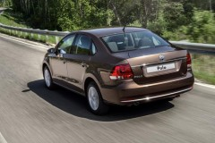 Volkswagen Polo sedan photo image 3